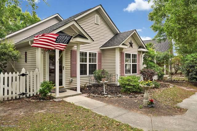 809 Southern Charm Drive, Wilmington, NC 28412 (MLS #100219314) :: David Cummings Real Estate Team