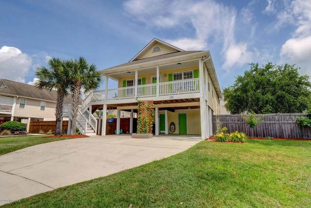 725 Ocracoke Drive, Wilmington, NC 28412 (MLS #100219319) :: David Cummings Real Estate Team