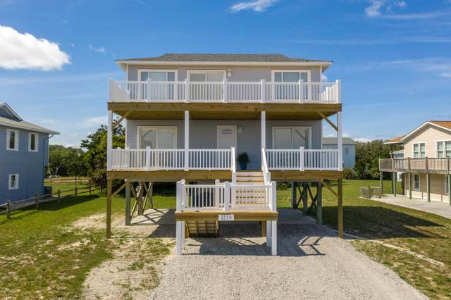 7214 Ocean Drive, Emerald Isle, NC 28594 (MLS #100219356) :: Barefoot-Chandler & Associates LLC