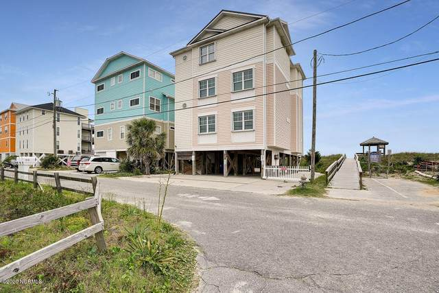 619 Carolina Beach Avenue S #2, Carolina Beach, NC 28428 (MLS #100219376) :: Barefoot-Chandler & Associates LLC
