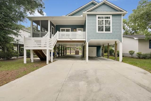156 NE 4th Street, Oak Island, NC 28465 (MLS #100219382) :: Berkshire Hathaway HomeServices Myrtle Beach Real Estate