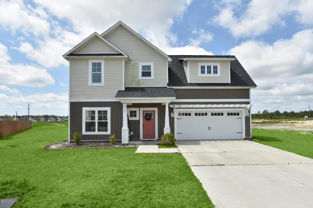 216 Chestwood Drive, Hubert, NC 28539 (MLS #100219384) :: Courtney Carter Homes
