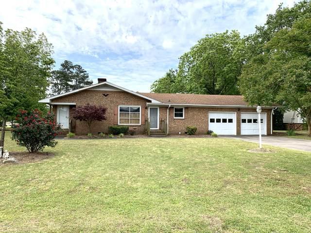 121 Academy Heights Road, Kinston, NC 28504 (MLS #100219387) :: Vance Young and Associates