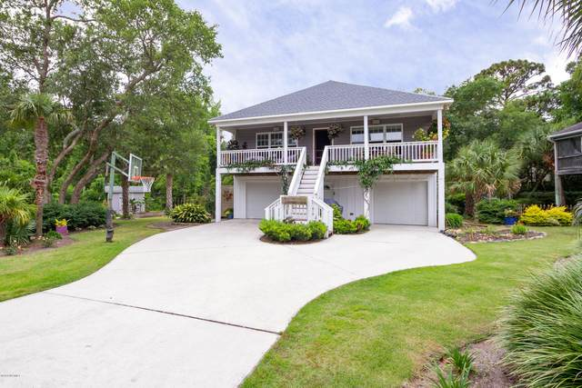 401 Jarrett Bay Drive, Carolina Beach, NC 28428 (MLS #100219413) :: RE/MAX Essential