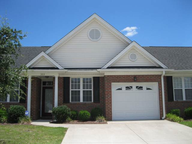 335 Monlandil Drive, Wilmington, NC 28403 (MLS #100219426) :: Courtney Carter Homes