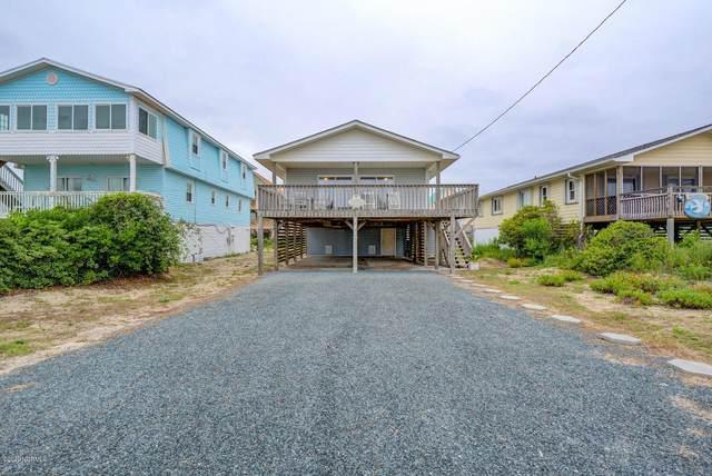 1117 N Shore Drive, Surf City, NC 28445 (MLS #100219437) :: CENTURY 21 Sweyer & Associates
