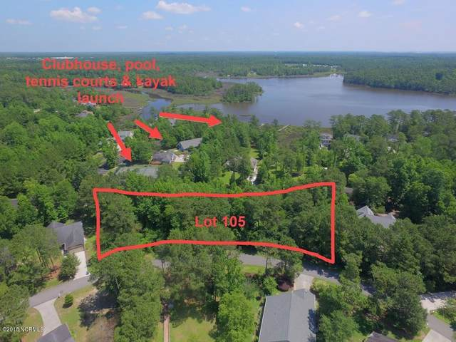 106 E High Bluff Drive, Hampstead, NC 28443 (MLS #100219440) :: The Chris Luther Team