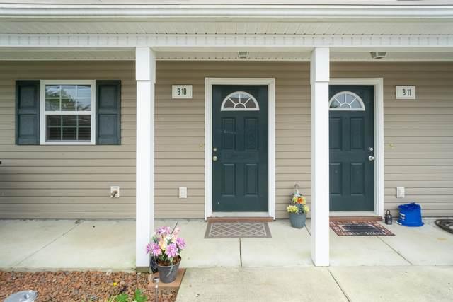 601 Peletier Loop Road B10, Cape Carteret, NC 28584 (MLS #100219442) :: Barefoot-Chandler & Associates LLC