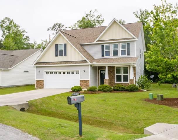 451 Peregrine Ridge Drive, New Bern, NC 28560 (MLS #100219462) :: RE/MAX Elite Realty Group
