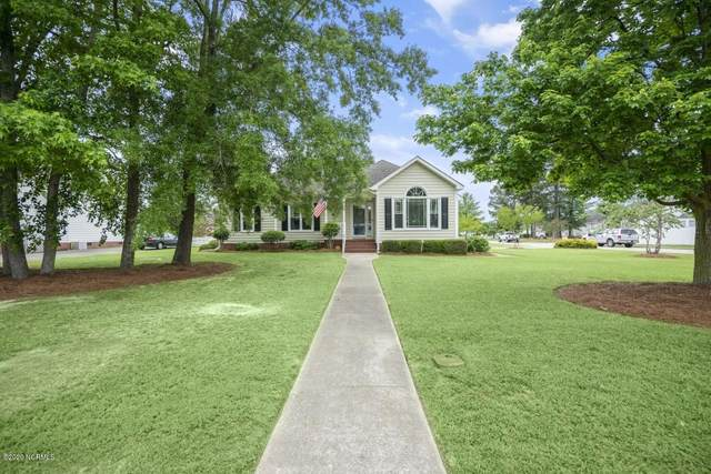 4107 Country Club Drive NW, Wilson, NC 27896 (MLS #100219487) :: The Keith Beatty Team
