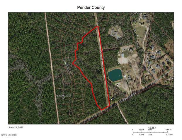 Lot 1 Island Creek Road, Rocky Point, NC 28457 (MLS #100219498) :: RE/MAX Elite Realty Group