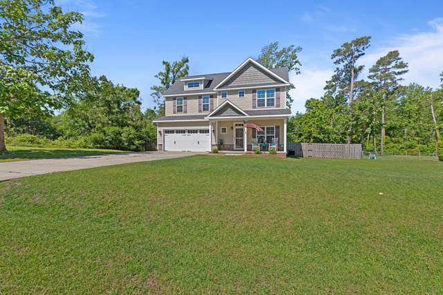 1007 Meridian Drive, Sneads Ferry, NC 28460 (MLS #100219504) :: Barefoot-Chandler & Associates LLC