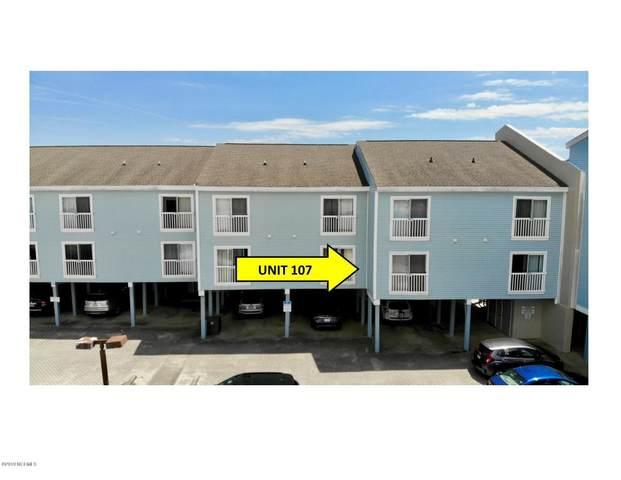 16 E First Street #107, Ocean Isle Beach, NC 28469 (MLS #100219510) :: Barefoot-Chandler & Associates LLC