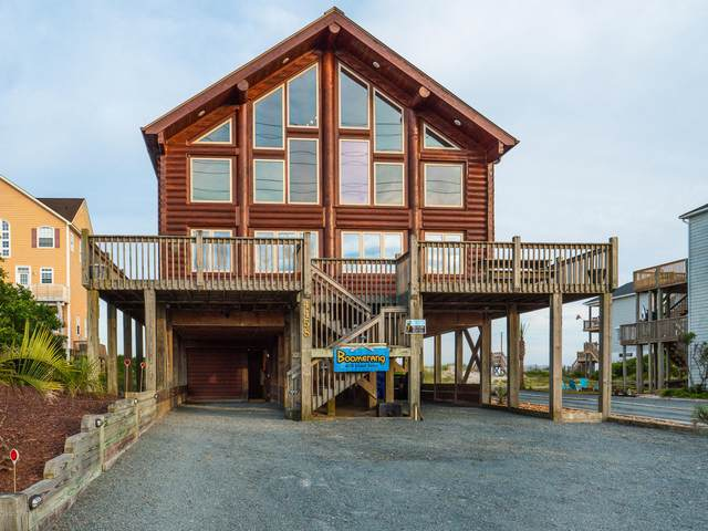 4458 Island Drive, North Topsail Beach, NC 28460 (MLS #100219517) :: RE/MAX Elite Realty Group