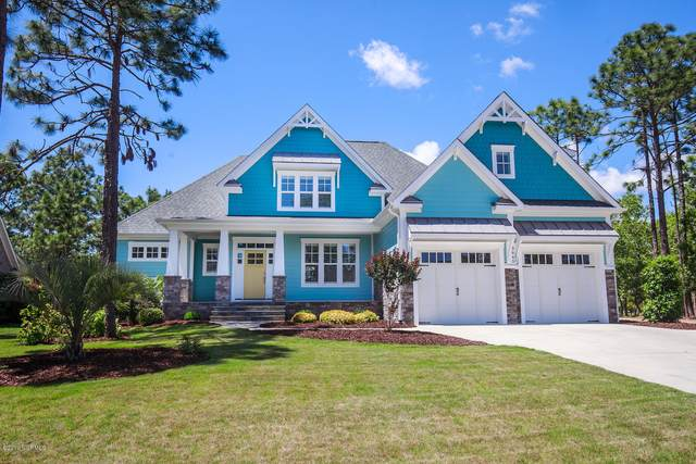 3645 Wingfoot Drive, Southport, NC 28461 (MLS #100219520) :: The Bob Williams Team