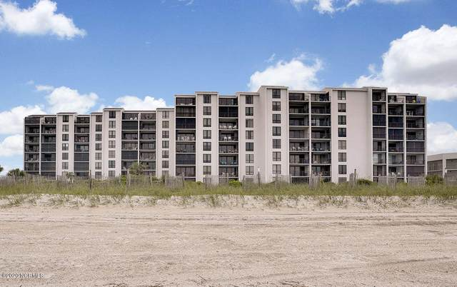 95 S Lumina Avenue 3-C, Wrightsville Beach, NC 28480 (MLS #100219541) :: The Chris Luther Team