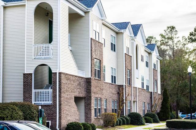 4527 Sagedale Drive #203, Wilmington, NC 28405 (MLS #100219545) :: The Keith Beatty Team