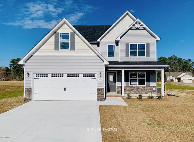 104 Heron Watch Drive, Hubert, NC 28539 (MLS #100219555) :: Coldwell Banker Sea Coast Advantage