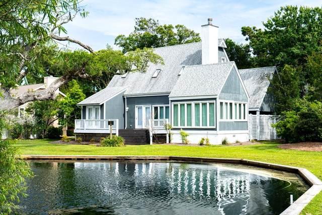 214 Sandfiddler E, Emerald Isle, NC 28594 (MLS #100219556) :: CENTURY 21 Sweyer & Associates