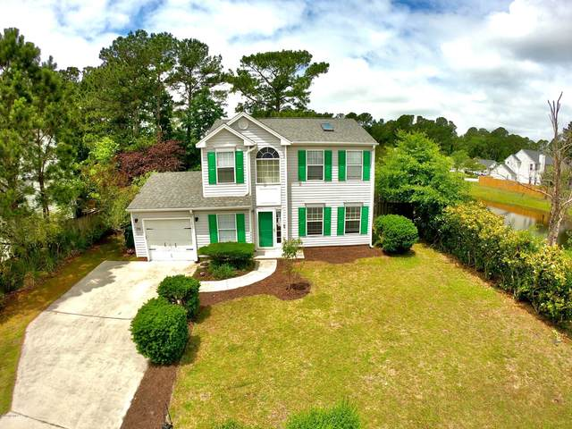 5000 Gate Post Lane, Wilmington, NC 28412 (MLS #100219563) :: RE/MAX Essential