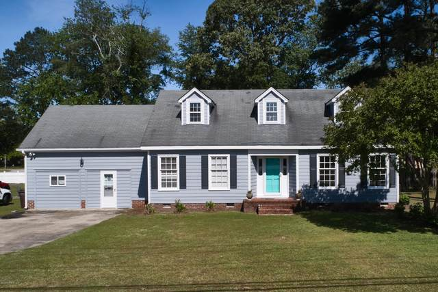 408 Speight Avenue, Tarboro, NC 27886 (MLS #100219570) :: The Tingen Team- Berkshire Hathaway HomeServices Prime Properties