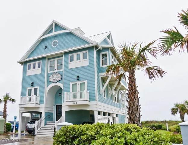302 Glenn Street, Atlantic Beach, NC 28512 (MLS #100219582) :: Barefoot-Chandler & Associates LLC