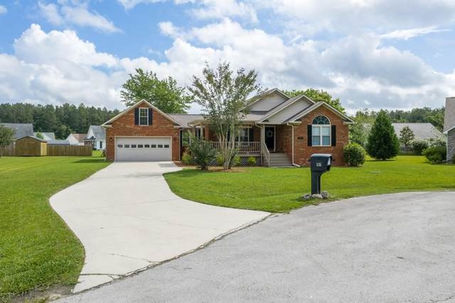 131 Hidden Pond Drive, New Bern, NC 28562 (MLS #100219588) :: The Cheek Team