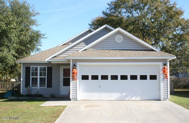 301 Dapper Dan Drive, Sneads Ferry, NC 28460 (MLS #100219593) :: Barefoot-Chandler & Associates LLC