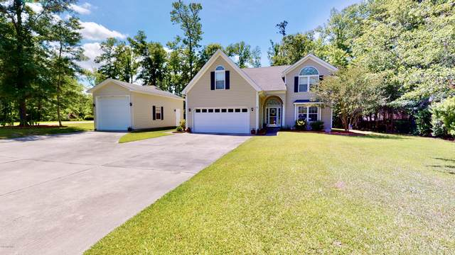 302 Drake Landing, New Bern, NC 28560 (MLS #100219599) :: CENTURY 21 Sweyer & Associates