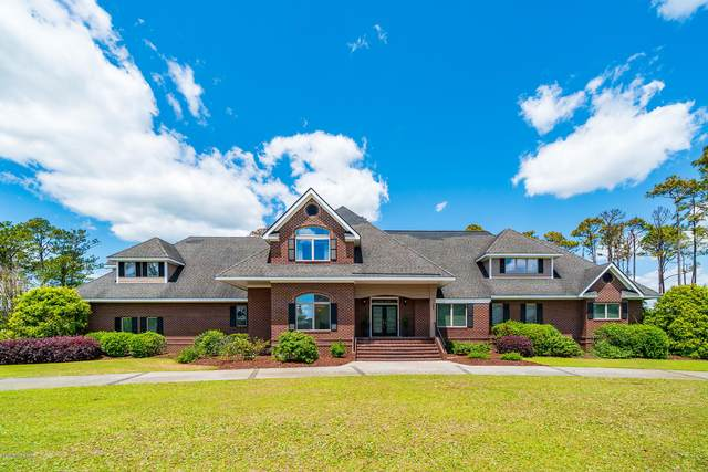 165 Camp Morehead Drive, Morehead City, NC 28557 (MLS #100219613) :: Barefoot-Chandler & Associates LLC