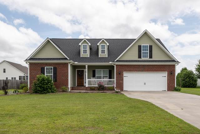 1269 Windsong Drive, Greenville, NC 27858 (MLS #100219615) :: Lynda Haraway Group Real Estate
