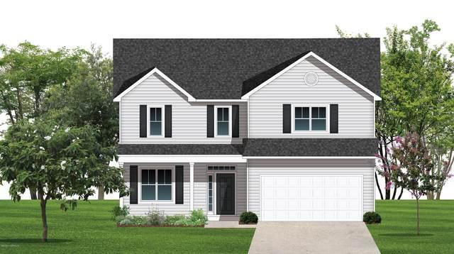 Lot 21 Sweetbrier Drive, Burgaw, NC 28425 (MLS #100219634) :: David Cummings Real Estate Team