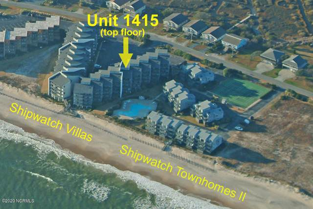 1896 New River Inlet Road #1415, North Topsail Beach, NC 28460 (MLS #100219635) :: RE/MAX Elite Realty Group