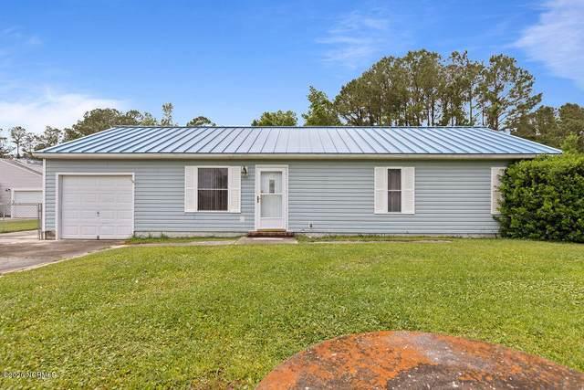 1014 Jennifer Drive, Jacksonville, NC 28546 (MLS #100219643) :: Vance Young and Associates