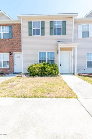 206 Pinegrove Court, Jacksonville, NC 28546 (MLS #100219661) :: Lynda Haraway Group Real Estate