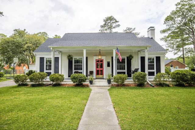 1802 St George Place, Kinston, NC 28504 (MLS #100219686) :: The Chris Luther Team