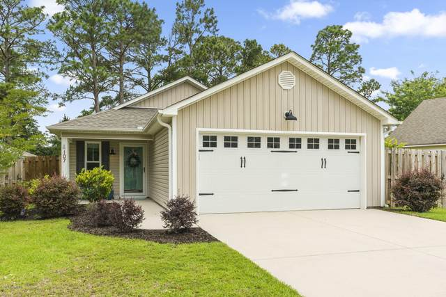 107 Holly Tree Lane, Hampstead, NC 28443 (MLS #100219691) :: The Chris Luther Team