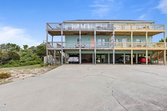 1404 Ocean Drive, Emerald Isle, NC 28594 (MLS #100219698) :: The Chris Luther Team