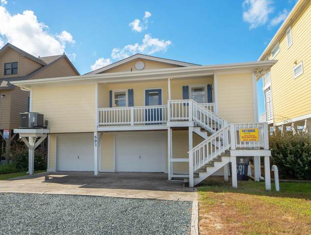 591 Ocean Boulevard W, Holden Beach, NC 28462 (MLS #100219739) :: Berkshire Hathaway HomeServices Myrtle Beach Real Estate