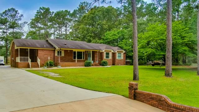 39 Country Club Drive, Shallotte, NC 28470 (MLS #100219748) :: SC Beach Real Estate