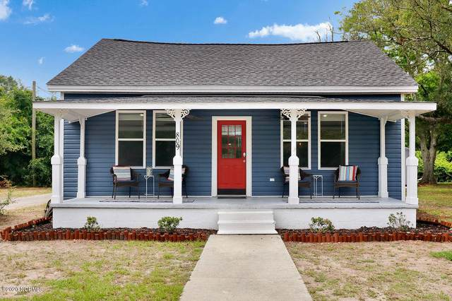 809 Clarendon Avenue, Southport, NC 28461 (MLS #100219751) :: SC Beach Real Estate