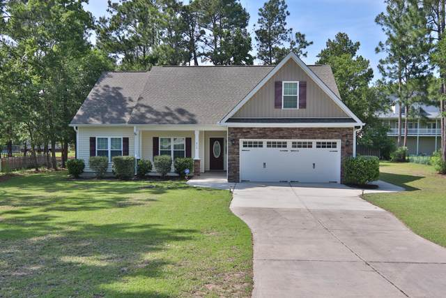 219 Shellbank Drive, Sneads Ferry, NC 28460 (MLS #100219755) :: David Cummings Real Estate Team