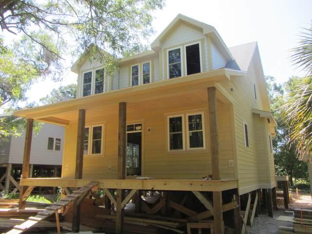 54 Dowitcher Trail, Bald Head Island, NC 28461 (MLS #100219758) :: Berkshire Hathaway HomeServices Myrtle Beach Real Estate