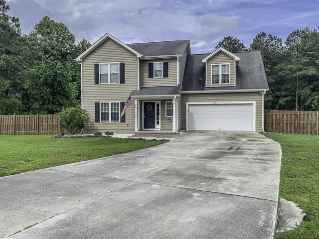 311 Vito Court, Richlands, NC 28574 (MLS #100219777) :: Lynda Haraway Group Real Estate