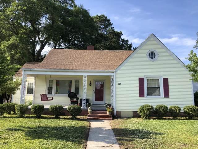 315 Cooper Street, Winterville, NC 28590 (MLS #100219787) :: Barefoot-Chandler & Associates LLC