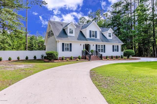 703 E Taylor Street, Burgaw, NC 28425 (MLS #100219793) :: CENTURY 21 Sweyer & Associates