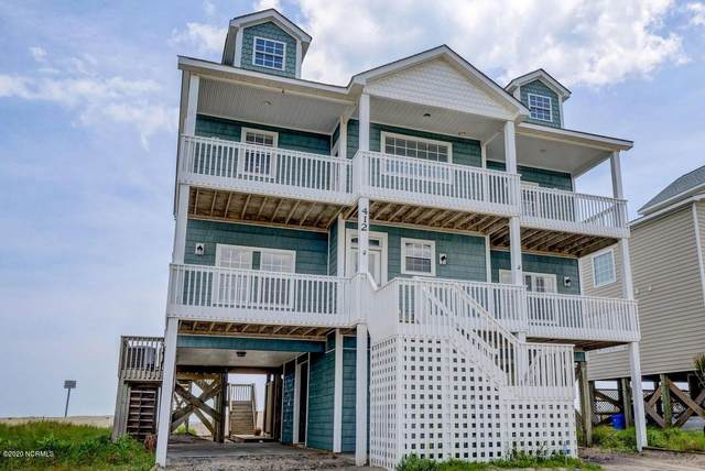 412 New River Inlet Road, North Topsail Beach, NC 28460 (MLS #100219795) :: Castro Real Estate Team