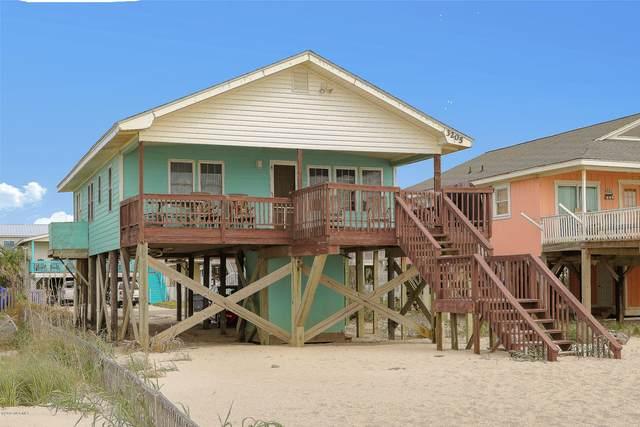 3205 E Beach Drive, Oak Island, NC 28465 (MLS #100219796) :: SC Beach Real Estate