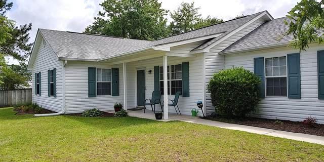 711 Jimmies Creek Drive, New Bern, NC 28562 (MLS #100219815) :: CENTURY 21 Sweyer & Associates