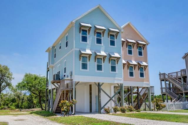 208 Gunnery Sgt Boatman Drive A, North Topsail Beach, NC 28460 (MLS #100219817) :: Courtney Carter Homes